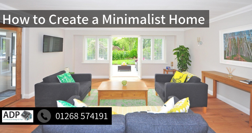 How to Create a Minimalist Home